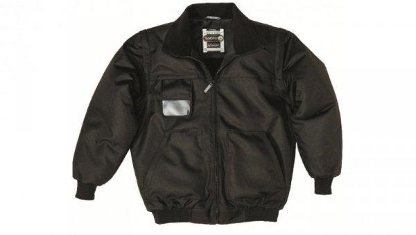 Bluza RENO z podszewką z polaru odpinane rękawy czarny XL RENONOXG