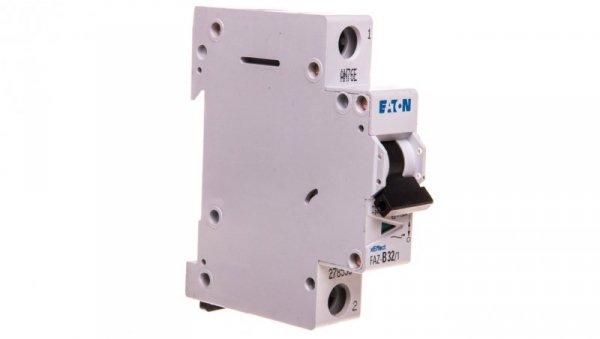Wyłącznik nadprądowy 1P B 32A 15kA AC FAZ B32/1 278538