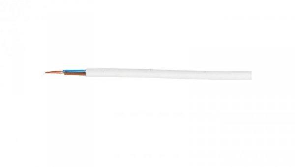 Przewód YDY 2x1 biały 450/750V /100m/