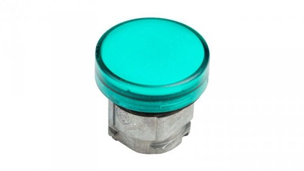 Główka lampki sygnalizacyjnej 22mm zielona ZB4BV033