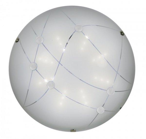 DUCA PLAFON 30 1X10W LED 6500K BEZBARWNY