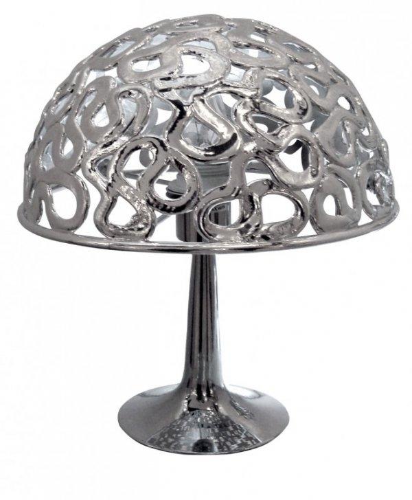 LAME LAMPKA GABINETOWA H-46 1X60W E27 CHROM