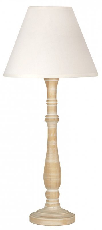 FOLCLORE 5 LAMPKA GABINETOWA H-57 1X60W E27 BIAŁA