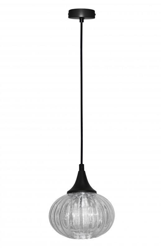 EXETER LAMPA WISZĄCA 1X40W E14 CZARNY