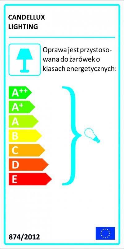 ASTOR LAMPA PODŁOGOWA 3X40W E14 + ABAŻUR 77-30743