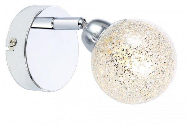 KALEIDOSCOPE KINKIET 1X4W LED G9 CHROM