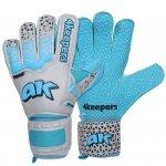 Rękawice 4keepers Champ Astro IV HB Junior + płyn czyszczący niebieski 6