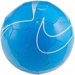 Piłka 4 Nike Merc Fade FA19 SC3912 486 niebieski 4