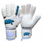 Rękawice 4keepers Champ Aqua IV NC  + płyn czyszczący biały 8,5