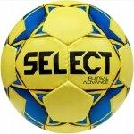 Piłka halowa 4 Select Futsal Advance 222650 żółty 4