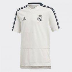 Koszulka Real Madryt TR JSY Y CW8667 152 cm biały