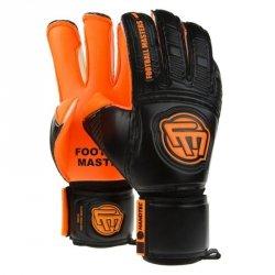 Rękawice FM Classic Black Orange Aqua Grip Mixcut v 3.0 czarny 8,5
