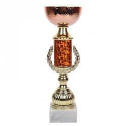 Puchar Gt 9527 25 cm brązowy