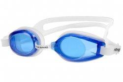 Okulary pływackie Aqua Speed Avanti senior biały