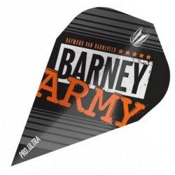 Część zamienna Target piórka Barney Army 334350 multikolor