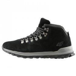 Buty zimowe 4F D4Z19-OBMH204 20S czarny 44