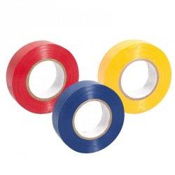 Tape zabezpieczający Select 1.9 cm żółty one size żółty