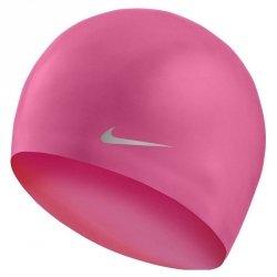 Czepek silikonowy Nike YOUTH TESS0106 678 junior różowy