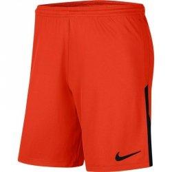 Spodenki Nike Dri Fit Knit II BV6852 891 pomarańczowy L