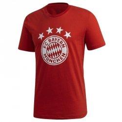 Koszulka adidas FC Bayern TEE FR3966 czerwony M