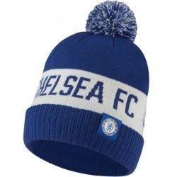 Czapka Nike Chelsea CK1733 495 niebieski misc