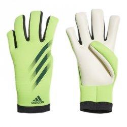 Rękawice adidas X GL Training J FS0417 zielony 5