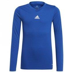 Koszulka adidas TEAM BASE TEE Junior GK9087 niebieski 140 cm