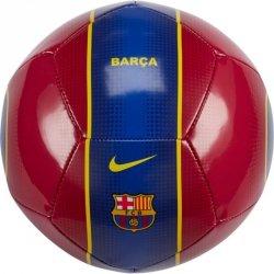 Piłka Nike FC Barcelona Skills CQ7884 620 czerwony 1