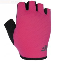 Rękawiczki kolarskie 4F H4L21-RRU060 55S różowy XL