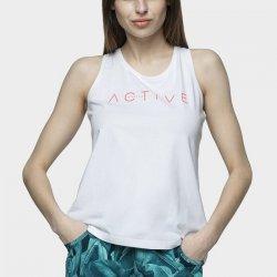 Koszulka 4F H4L21-TSD024 10S biały XS