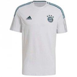 Koszulka adidas FC Bayern TEE GK8631 szary XL