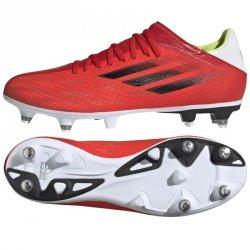 Buty adidas X Speedflow.3 SG FY3286 czerwony 42 2/3