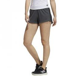 Spodenki adidas Pacer 3 Stripe Knit Short GC7832 XL grafitowy