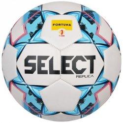 Piłka Select Brillant Replica Fortuna 1 Liga V21 biały 5
