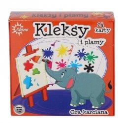 Karty Kleksy i Plamy