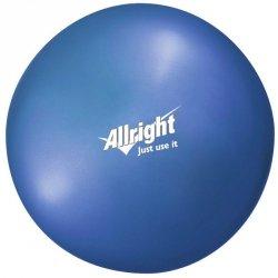 Piłka gimnastyczna Over Ball 26 cm niebieski