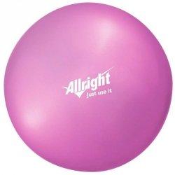Piłka gimnastyczna Over Ball 26 cm różowy