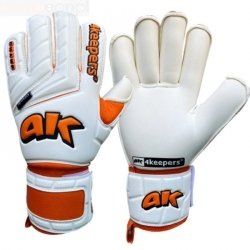 Rękawice 4Keepers Champ Training V RF Junior S781749 biały 4