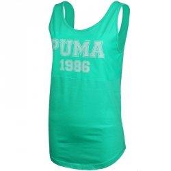 Koszulka Puma Style Per Best Athl Tank 836394 32 zielony M