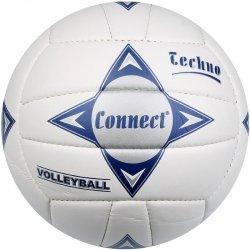 Piłka siatkowa Connect Techno 5 srebrny