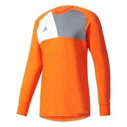 Bluza adidas Assita 17 GK AZ5398 pomarańczowy 140 cm