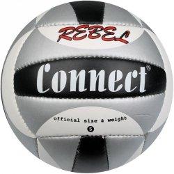 Piłka siatkowa Connect Rebel czarny