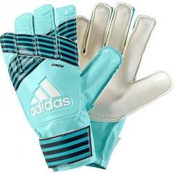 Rękawice adidas ACE Junior BS1511 zielony 4