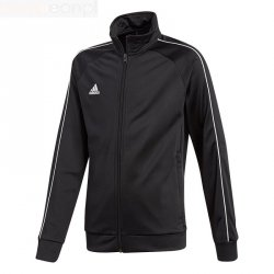 Bluza adidas CORE 18 PES JKTY CE9052 czarny 116 cm
