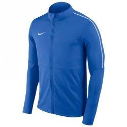 Bluza Nike Dry Park 18 Y TRk JKT AA2071 463 niebieski S (128-137cm)