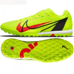 Buty Nike Mercurial Vapor 14 Pro TF CV1001 760 żółty 44 1/2