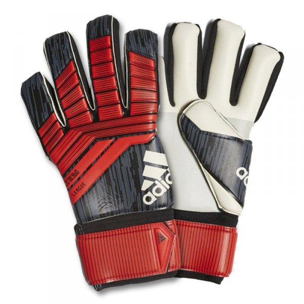 Rękawice adidas Predator League CW5594 czarny 6