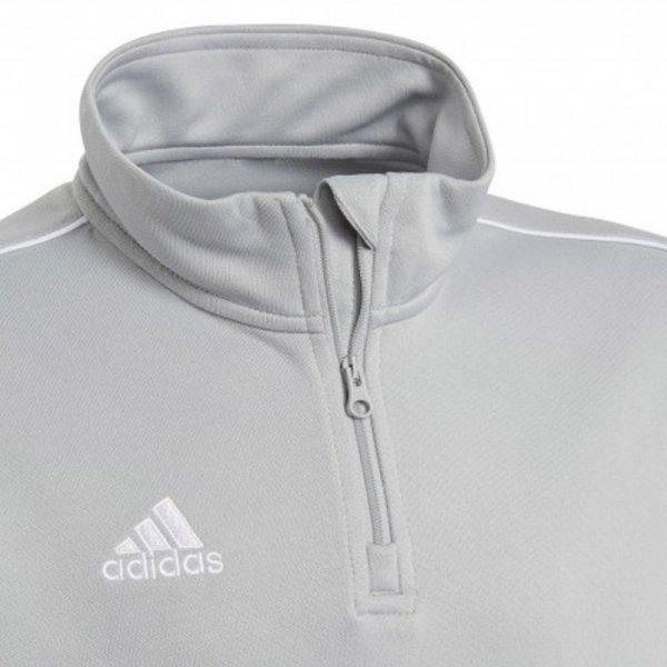 Bluza adidas CORE 18 TR TOP CV4142 szary 128 cm