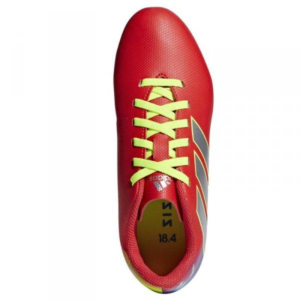 Buty adidas Nemeziz Messi 18.4 FxG J CM8630 niebieski 38