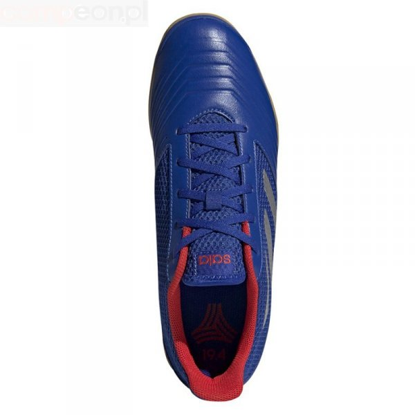 Buty adidas Predator 19.4 IN SALA BB9083 niebieski 46 2/3